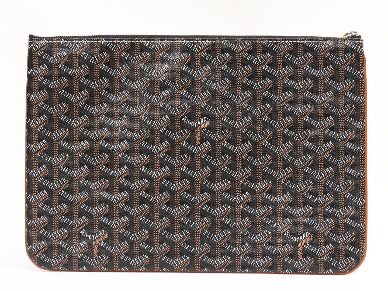 f03f7a5fe552a Free shipping! GOYARD Senat MM Pouch Clutch bag secondbag |Product ...