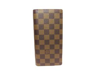 LOUIS VUITTON〈ルイヴィトン〉Portefeiulle Brazza Bifold Long Wallet