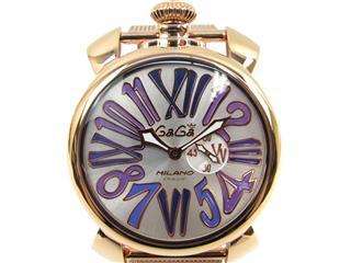 GaGa MILANO〈ガガミラノ〉Manuale 46 Watch