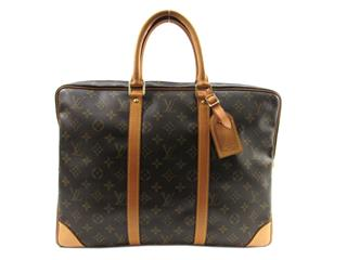 LOUIS VUITTON 〈ルイヴィトン〉 Porte-Documents Voyage Handbag Bag