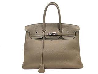 HERMES〈エルメス〉Birkin 35 tote hand bag