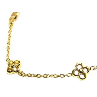 LOUIS VUITTON〈ルイヴィトン〉Flower Full Necklace