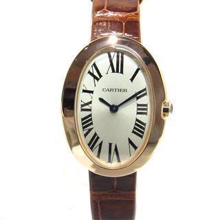 Cartier〈カルティエ〉Baignoire watch