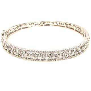 JEWELRY 〈ジュエリー〉 Diamond bangle bracelet