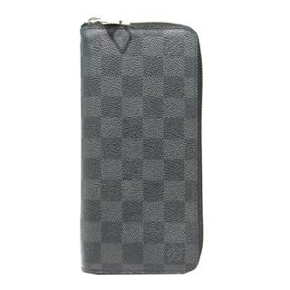 LOUIS VUITTON 〈ルイヴィトン〉 Zippy Wallet Vertical around zipper