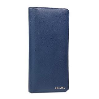 PRADA〈プラダ〉ZIP Bi-fold long wallet