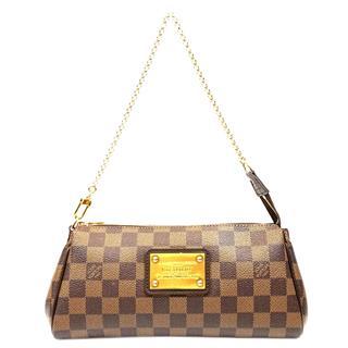 LOUIS VUITTON〈ルイヴィトン〉Eva Chain shoulder Clutch 2way bag