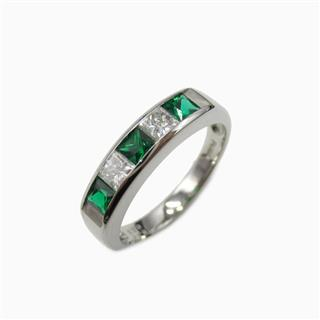 JEWELRY〈ジュエリー〉Emerald ring bague #12