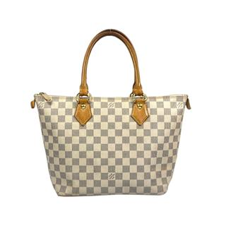 LOUIS VUITTON〈ルイヴィトン〉Saleya PM Shoulder Tote Hand Bag