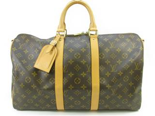 LOUIS VUITTON〈ルイヴィトン〉Keepall Bandriere 45 Bostonbag