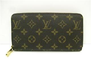 LOUIS VUITTON 〈ルイヴィトン〉 Zippy Wallet