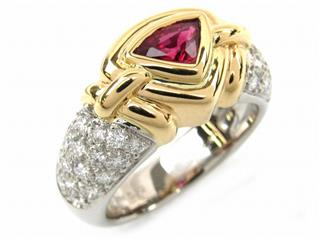 JEWELRY 〈ジュエリー〉 Ruby diamond ring