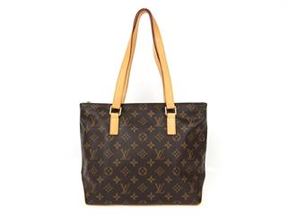 LOUIS VUITTON〈ルイヴィトン〉Cabas Piano tote bag