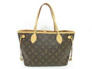 LOUIS VUITTON 〈ルイヴィトン〉 Neverfull PM Tote Bag
