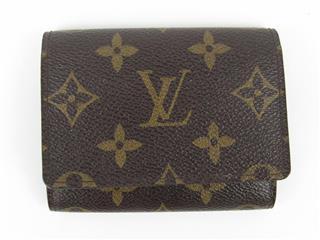 LOUIS VUITTON〈ルイヴィトン〉Envelope Cartes De Visite Card Case