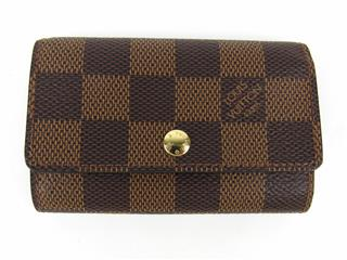 LOUIS VUITTON〈ルイヴィトン〉Multicles 6 Six Hooks Key Case