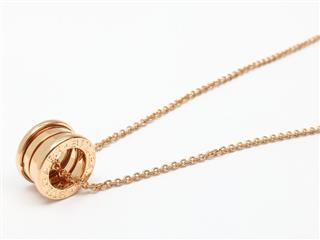 BVLGARI 〈ブルガリ〉 B-zero1 Necklace