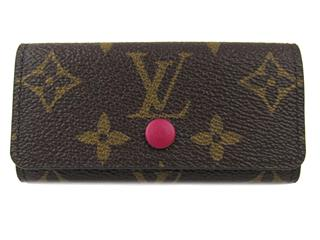 LOUIS VUITTON〈ルイヴィトン〉Multicles 4 Key Holder