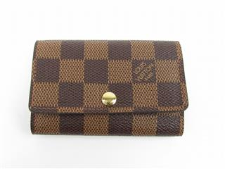 LOUIS VUITTON〈ルイヴィトン〉Multicles 6 Key Holder