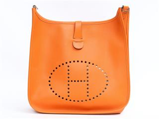 HERMES 〈エルメス〉 Evelyn GM shoulder bag