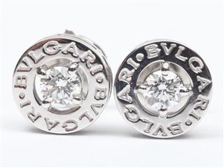 BVLGARI〈ブルガリ〉BVLGARI Earring 2P Diamond