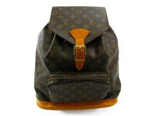 LOUIS VUITTON〈ルイヴィトン〉Montsouris GM Backpack