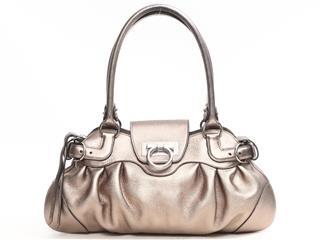 Salvatore Ferragamo〈サルヴァトーレ・フェラガモ〉Hand Mini Boston bag