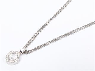 Chopard 〈ショパール〉 Round necklace