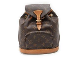 LOUIS VUITTON〈ルイヴィトン〉Mini Montsouris rucsack backpack
