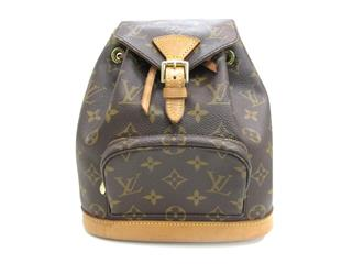 LOUIS VUITTON〈ルイヴィトン〉Mini Montsouris Backpack