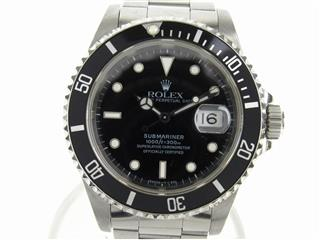 ROLEX 〈ロレックス〉 Submariner Watch