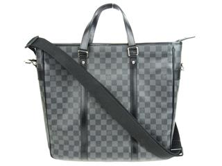 LOUIS VUITTON 〈ルイヴィトン〉 Tadao 2way Tote bag