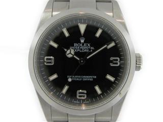ROLEX〈ロレックス〉Explorer1 Watch