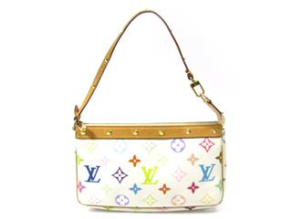 LOUIS VUITTON〈ルイヴィトン〉Accessory Pouch Hand bag