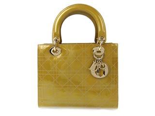 Dior〈クリスチャン・ディオール〉Lady Dior Tote Tote Bag