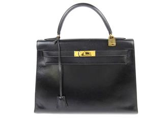 HERMES〈エルメス〉Kelly 32 Hand flap party bag
