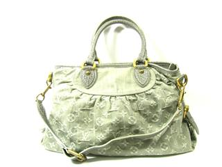 LOUIS VUITTON〈ルイヴィトン〉Neo Cabby MM 2way shoulder hand bag