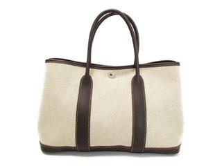 HERMES〈エルメス〉Garden TPM Handbag