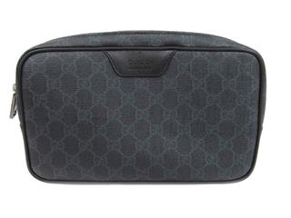 GUCCI 〈グッチ〉 Cosmetic pouch second bag