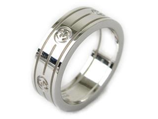 GUCCI〈グッチ〉Interlocking G ring