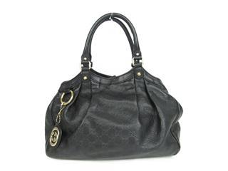 GUCCI〈グッチ〉GUCCISSIMA Shoulder Tote Bag
