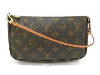 LOUIS VUITTON〈ルイヴィトン〉Accessory Pouch Bag