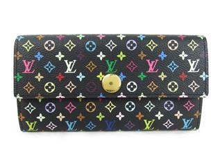 LOUIS VUITTON 〈ルイヴィトン〉 Portefeiulle sarah ZIP long wallet