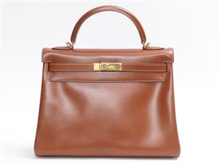 HERMES 〈エルメス〉 Kelly 32 Handbag Outside Stitched