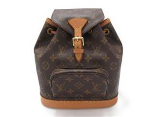 LOUIS VUITTON 〈ルイヴィトン〉 Mini Monthly Rucksack Backpack