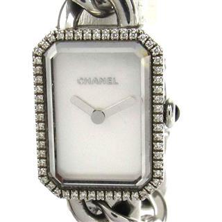 CHANEL〈シャネル〉Premiere Diamond Bezel Watch