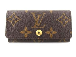 LOUIS VUITTON 〈ルイヴィトン〉 4 Key Case