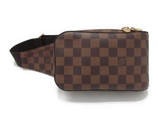 LOUIS VUITTON〈ルイヴィトン〉Geronimos Body Waist shoulder Bag