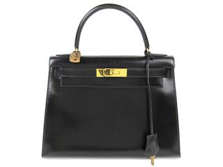 HERMES 〈エルメス〉 Kelly 25 Outside stitched Hand Party bag