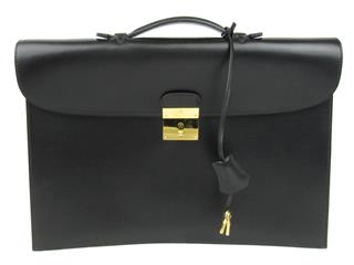 HERMES〈エルメス〉Quirus 2 Business bag Bliefcase